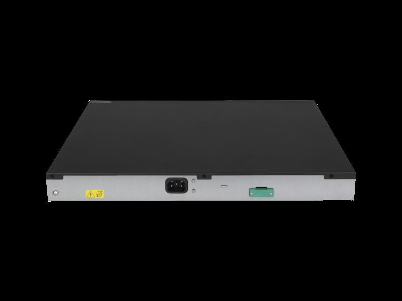 HPE FlexNetwork 5140 48G PoE+ 4SFP+ EI 交换机 Rear facing