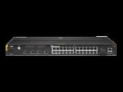 Commutateur Aruba 4100i 24 ports 1GbE (20 ports POE Classe 4 et 4 ports POE Classe 6) 4 ports SFP+